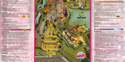 Map of Hopi Hari